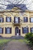 Szechenyi palace in Marcali. Hungary Royalty Free Stock Photo