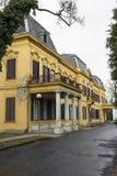 Szechenyi palace in Marcali. Hungary Royalty Free Stock Images