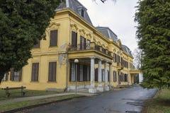 Szechenyi palace in Marcali. Hungary Stock Images