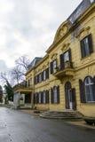 Szechenyi palace in Marcali. Hungary Royalty Free Stock Photography