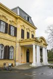 Szechenyi palace in Marcali. Hungary Royalty Free Stock Image