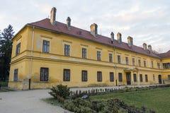 Szechenyi palace in Somogyvar. Hungary Stock Image