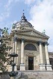 The Szechenyi Spa in Budapest Stock Image