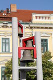 Szechenyi Square Stock Photo