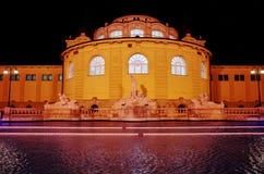 Szechenyi Thermal Baths royalty free stock images