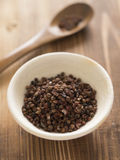 Szechuan pepper Stock Images