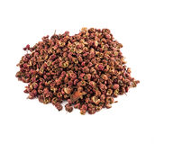 Szechuan pepper Royalty Free Stock Images
