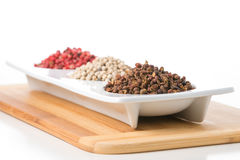 Szechuan Whole Peppercorns Royalty Free Stock Images