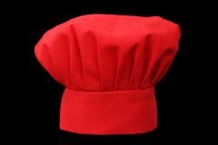 szef kucbarskiego kapeluszu obrazy stock
