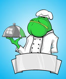 szef kucharza Zdjęcie Royalty Free