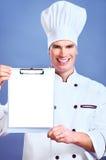 szef kuchni Fotografia Royalty Free