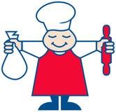 szef kuchni Zdjęcie Royalty Free