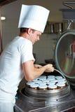 szef kuchni chroni kucharstwo zdjęcia royalty free