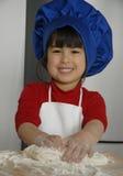 Szef kuchni dzieciak. Zdjęcie Stock