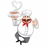 szef kuchni kucharz Zdjęcia Royalty Free