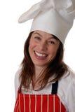 szef kuchni szczęśliwy Obrazy Royalty Free