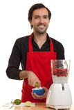 szef kuchni wapna target671_0_ Obraz Royalty Free