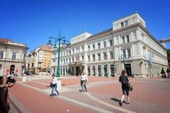 Szeged, Ουγγαρία στοκ εικόνα