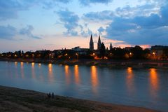 Szeged Royalty Free Stock Photography