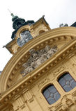 Szeged city Hall Royalty Free Stock Photo