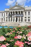 Szeged, Hongarije royalty-vrije stock afbeelding