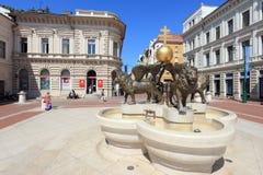 Szeged, Hongrie photos stock
