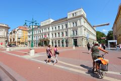 Szeged Stock Photography