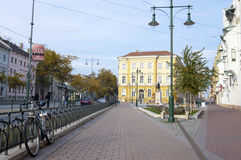 Szeged, Hungary. Stock Photography