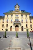 Szeged, Hungary. City Hall in Szeged, Hungary. Local administration building royalty free stock photos