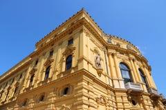 Szeged National Theater Stock Image