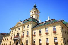 Szeged Royalty Free Stock Images