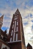 Szeged katedra Zdjęcia Stock
