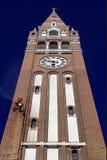 Szeged, la iglesia votiva foto de archivo libre de regalías