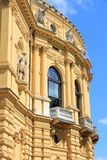 Szeged National Theater Stock Photography
