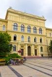 szeged universitetar Royaltyfri Foto