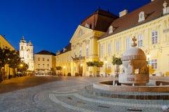Szekesfehervar Royalty Free Stock Photography