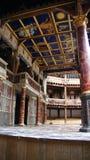 Szekspir kuli ziemskiej Theatre w Londyn Zdjęcia Stock