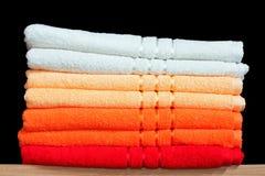 szelfowi ręczniki Obrazy Stock