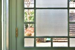 Szene der Tür des Raumes stockfoto
