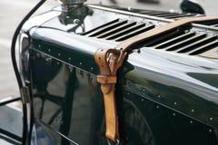 Szene des alten Autos lizenzfreies stockbild