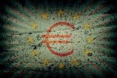 Szene des Euro Lizenzfreie Stockfotografie