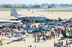Szenen der Flugzeuge Lizenzfreie Stockbilder