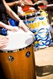 Szenen der Samba lizenzfreies stockfoto