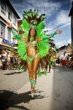 Szenen der Samba Stockfotos