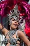 Szenen der Samba Stockfoto
