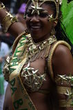 Szenen des Sambafestivals stockfotografie