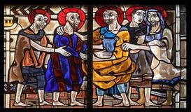 Szenen vom Leben von St Paul Stockbilder