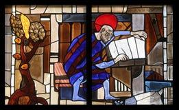 Szenen vom Leben von St Paul Lizenzfreies Stockbild