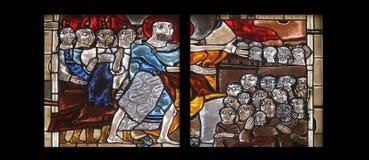 Szenen vom Leben von St Peter Lizenzfreie Stockfotografie