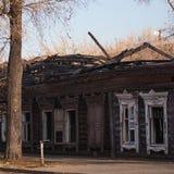 Szenen von Irkutsk Lizenzfreie Stockbilder